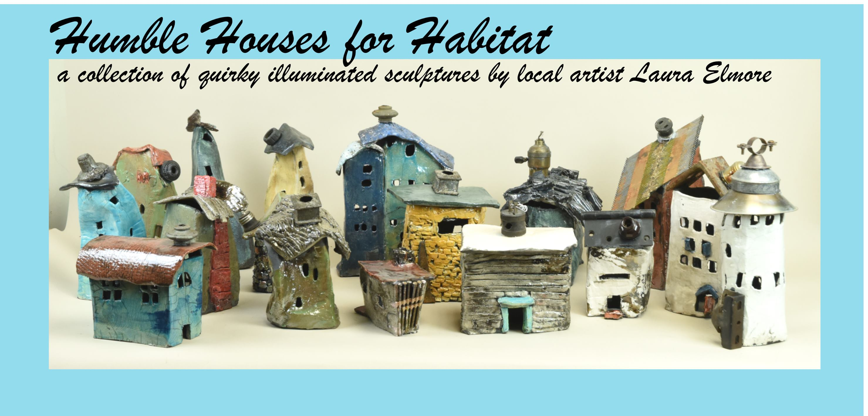 Humble Houses for Habitat 1