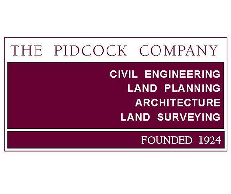 Pidcock color logo
