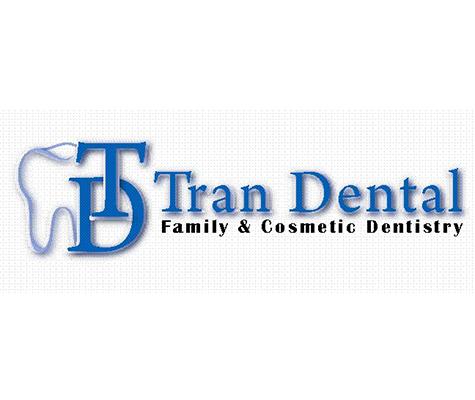 Tran Dental Logo